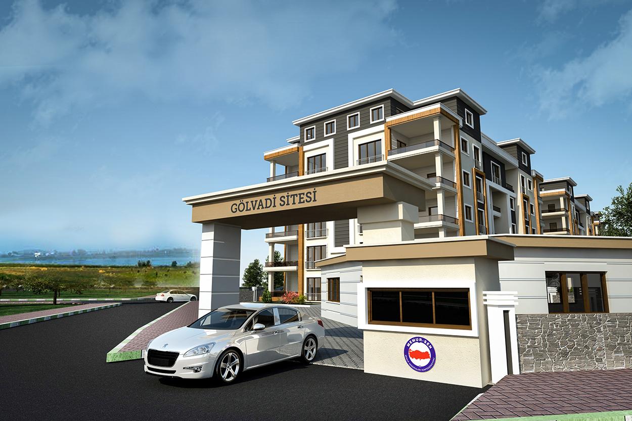 Golvadi Housing Project