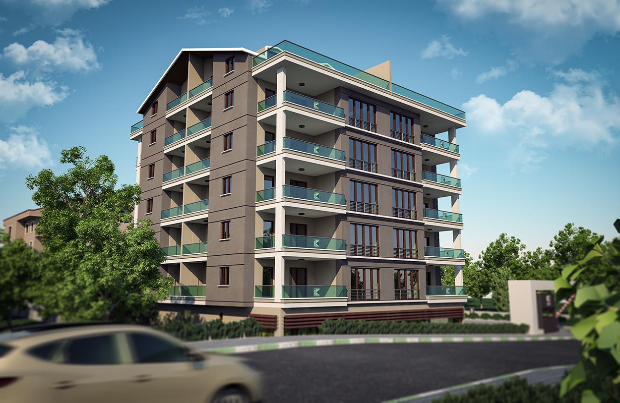 Karnur Sevinc Housing Project