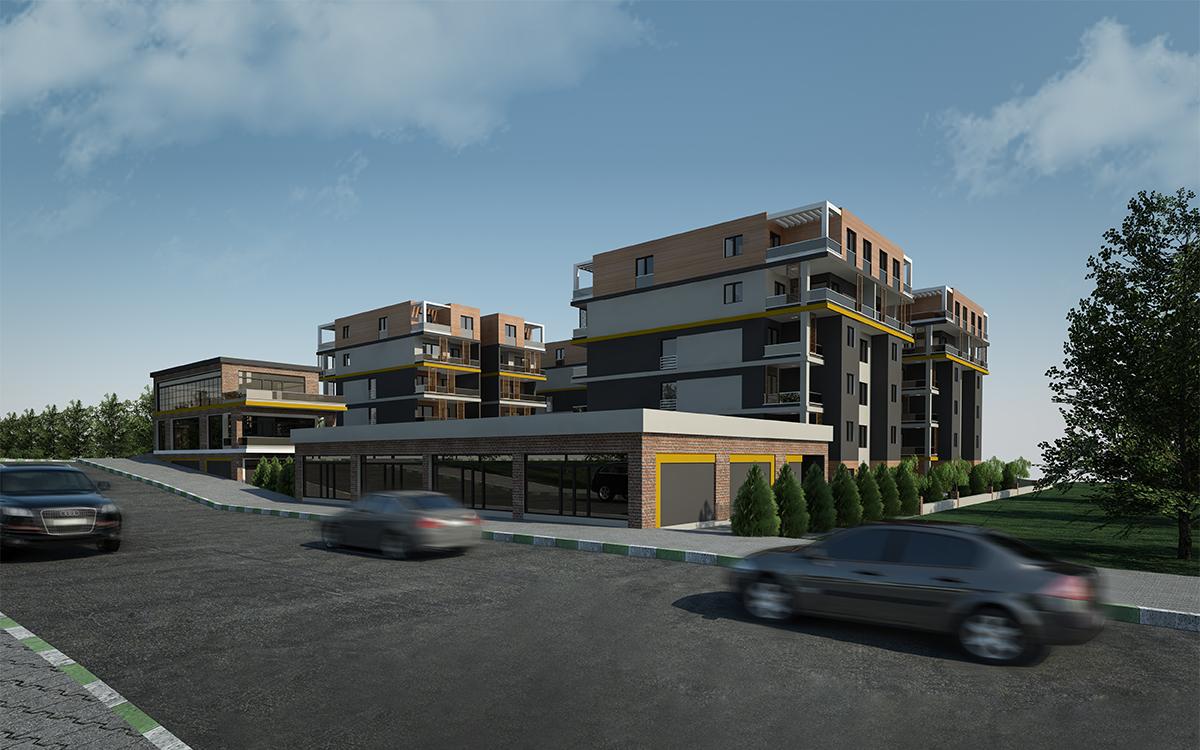 Kayioba Housing Project