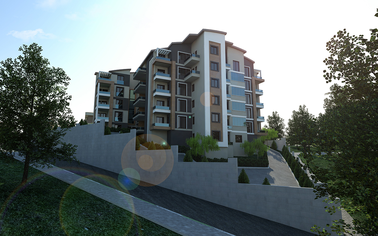 Kestel Terras Housing Project