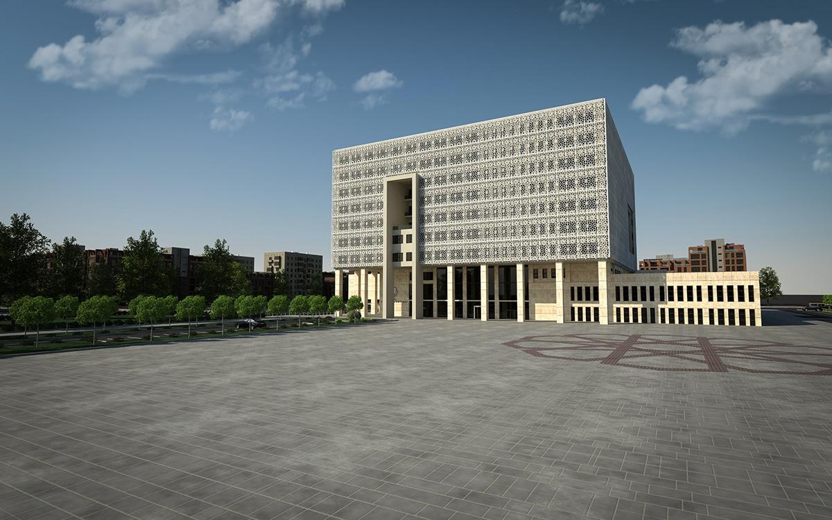 Sivas City Hall Project