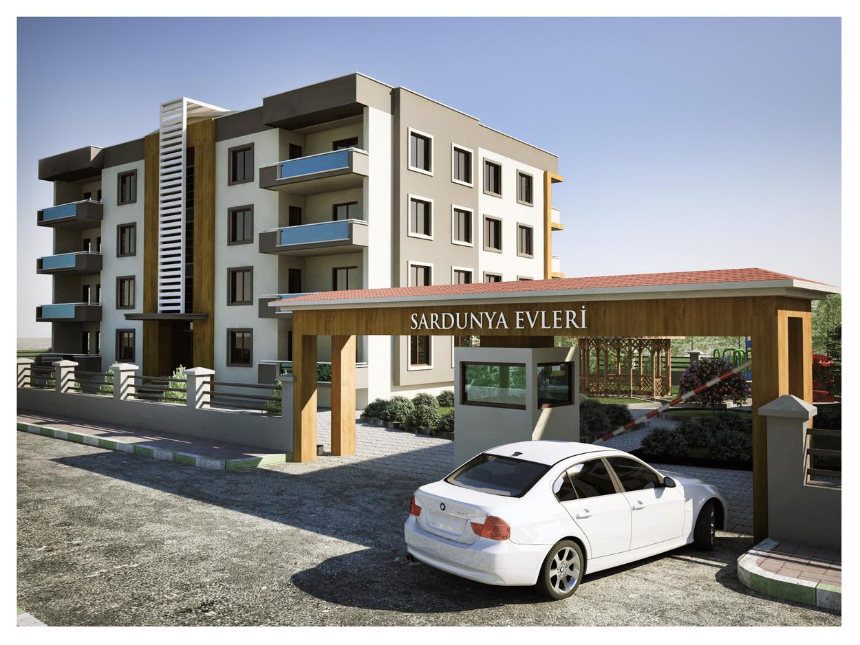 Sardinia Housing Project