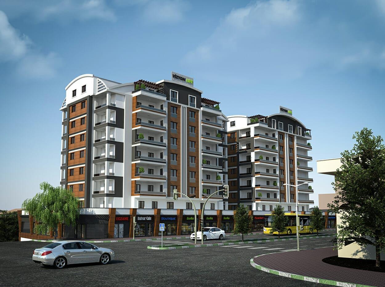 Vizyon Life Housing Project