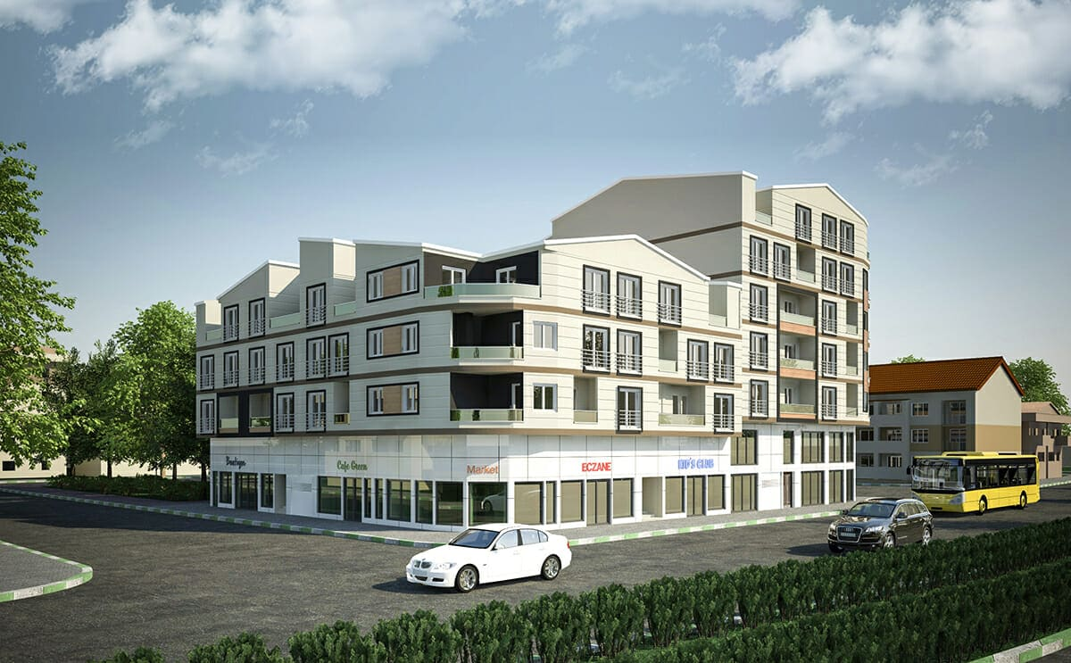 Yesilsoy Housing Project