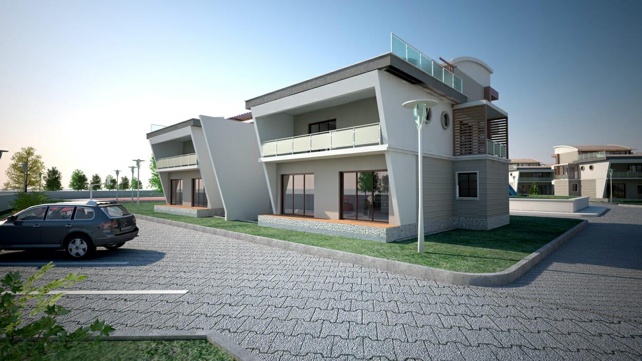 Yenikoy Villa Project