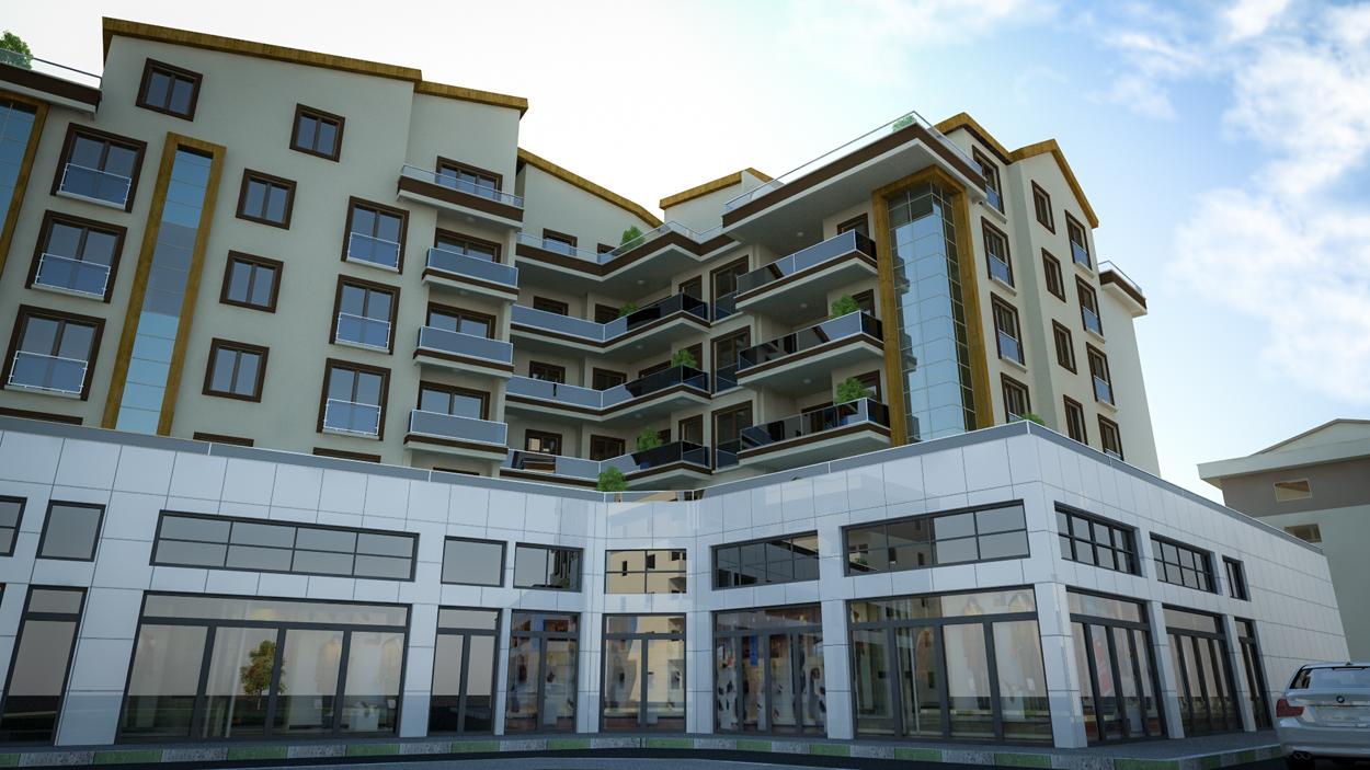 Lizor Kestel Housing Project