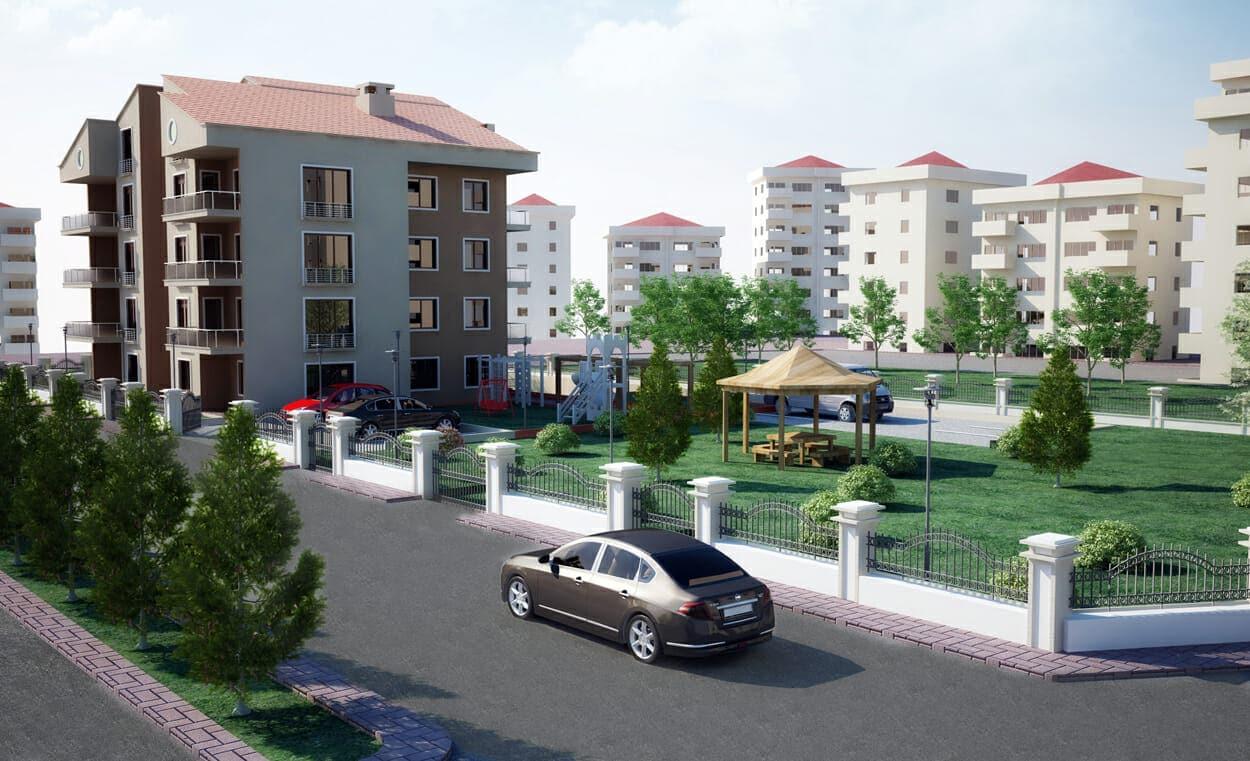 Yilmazer Housing Project