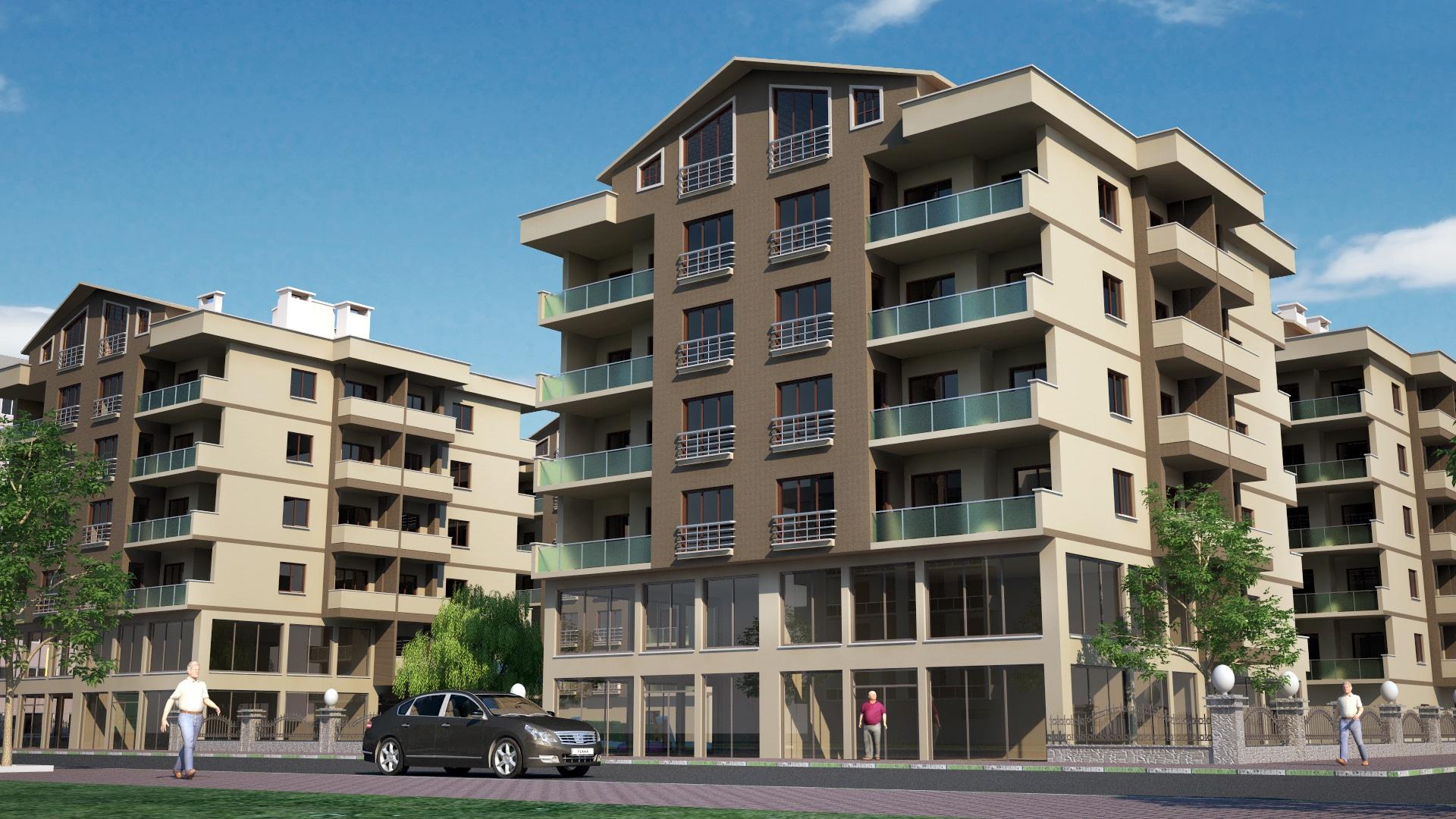 Tasyakan Yunusevler Housing Project